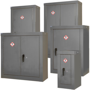 COSHH security cabinets 1 1