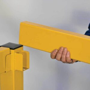Lift Out Barrier Posts