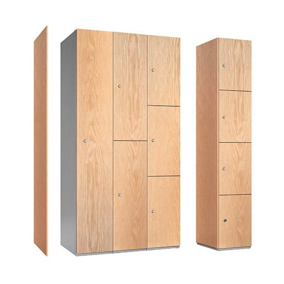 Premium Styling Lockers