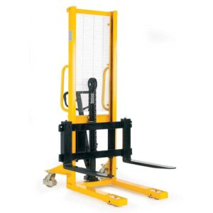 0006532 hydraulic stackers with adjustable fork 870